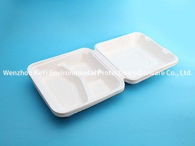 factory wholesale restaurant use bagasse food container 93 takeaway