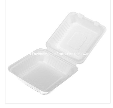 Food Use and Microwavable Food Container Feature Food box