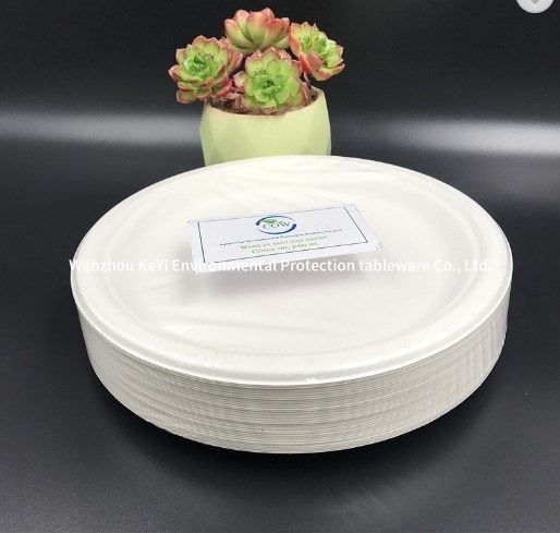 sugar cane Bagasse 6 inch 7inch 9inch 10inch takeout plate